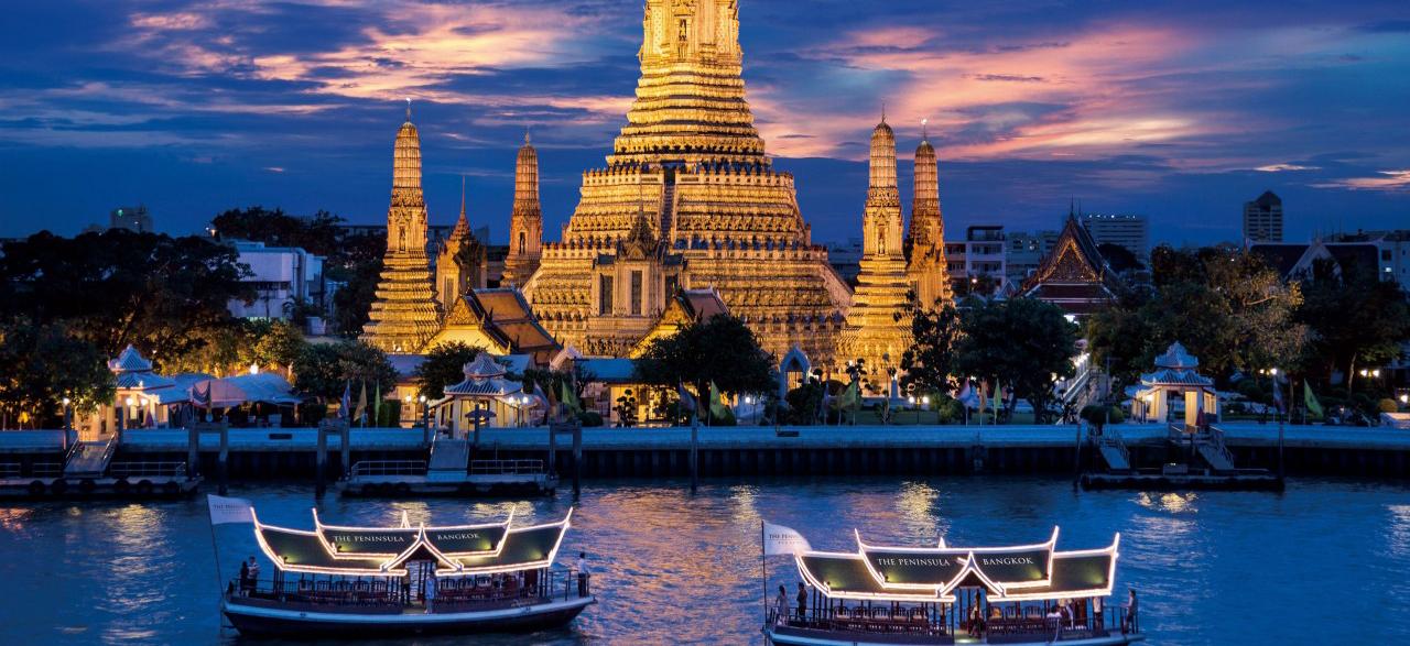 Svi koji su nogom ikad kročili u Bangkok znaju u čemu pričam, a za ostale eto to vam.